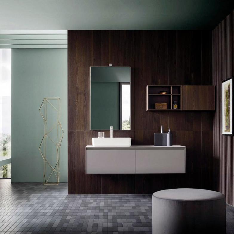 Arbi Mobile Bagno mod. Memo - Riva - Architettura d\'Interni