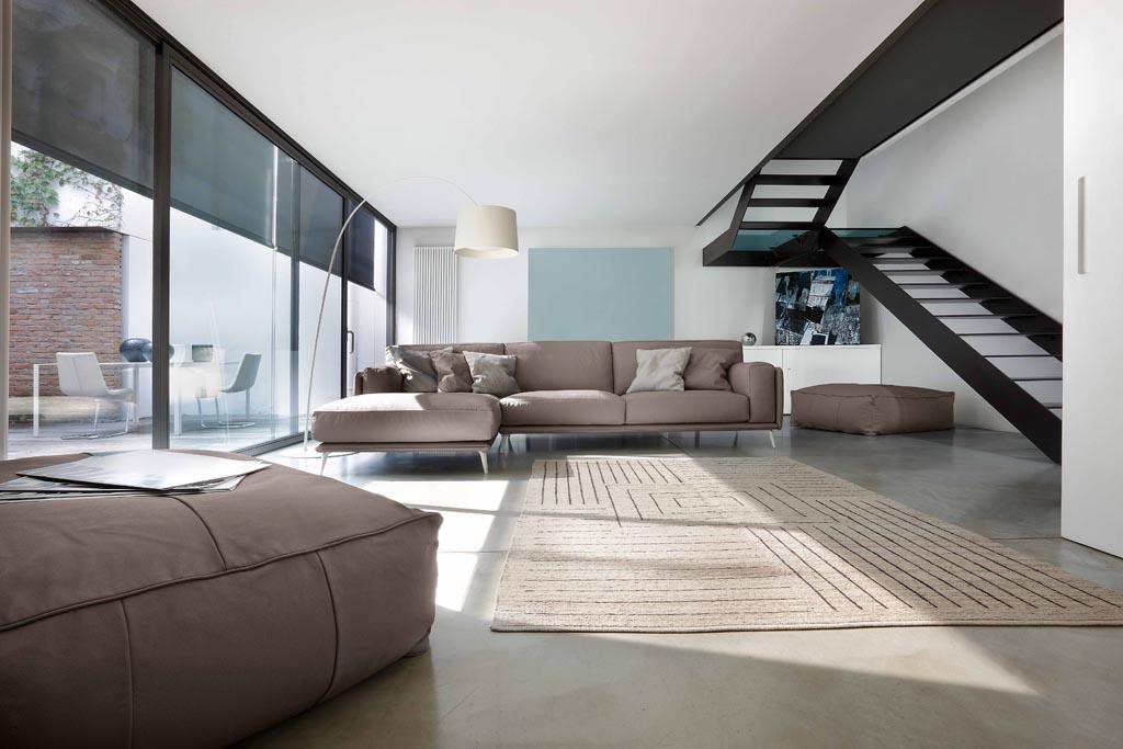 Ditre Italia Divano mod. Kris - Riva - Architettura d\'Interni