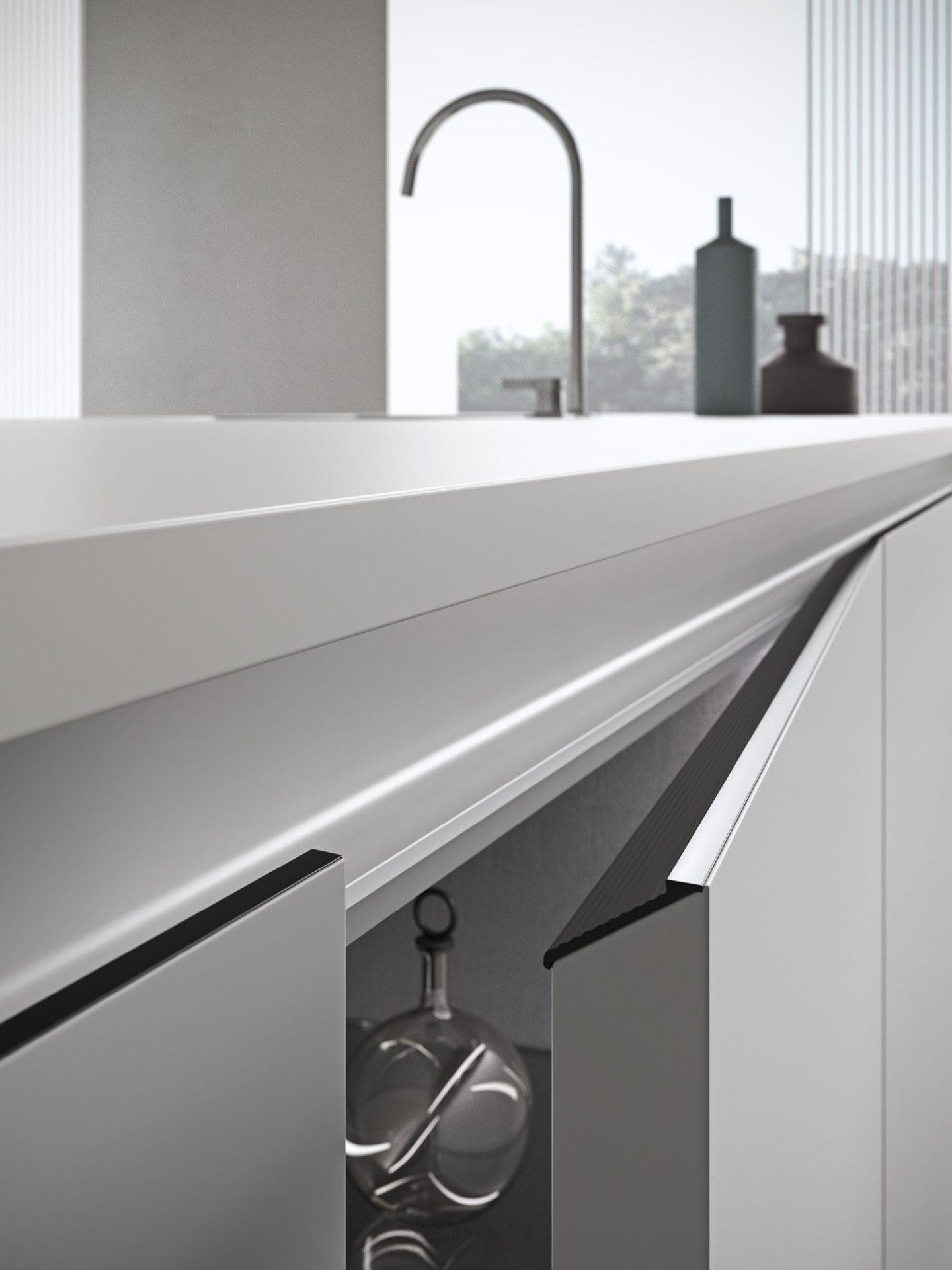 Cucina Snaidero mod. Vision - Riva - Architettura d\'Interni