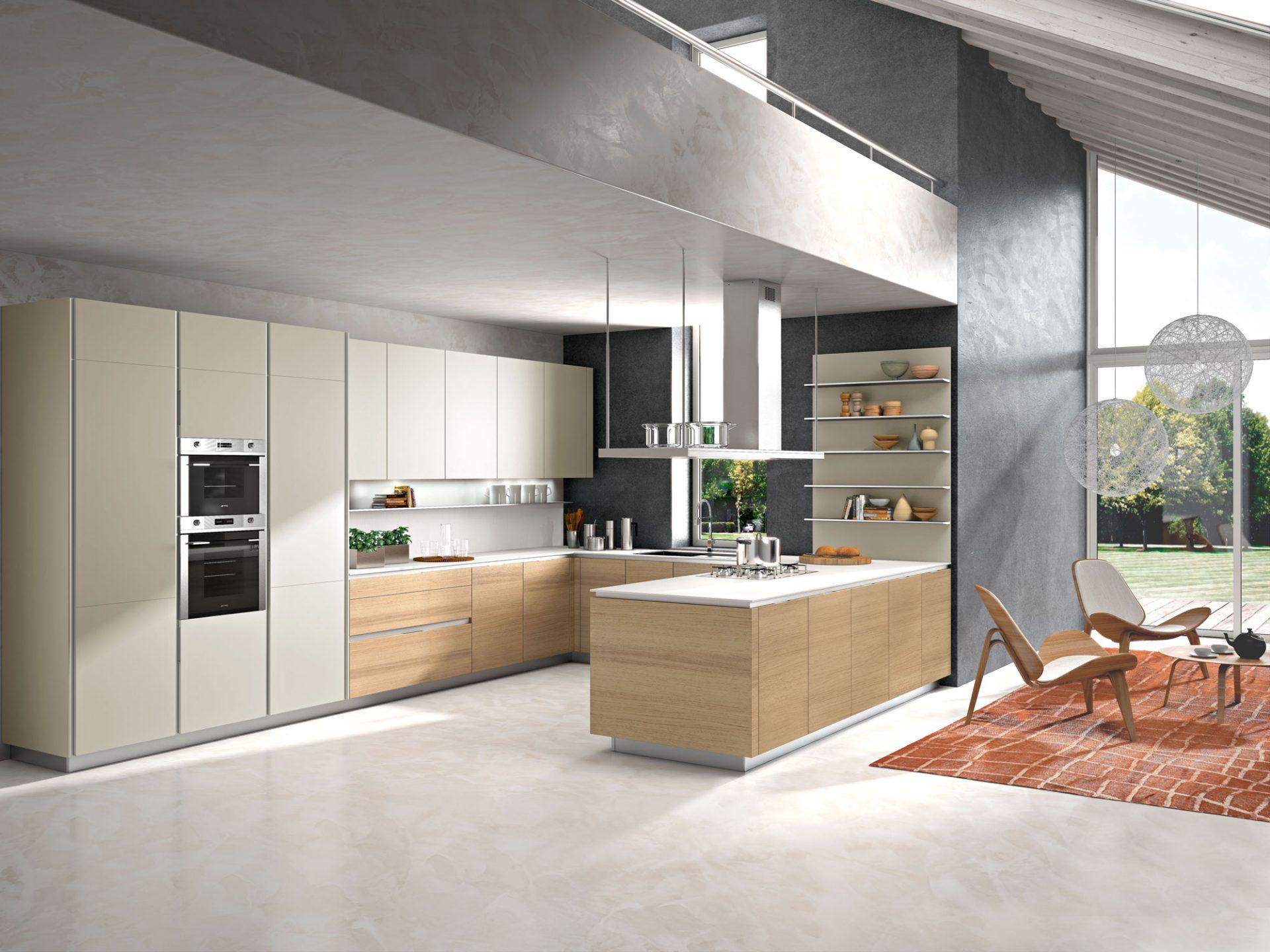 Cucina Snaidero mod. Orange - Riva - Architettura d\'Interni