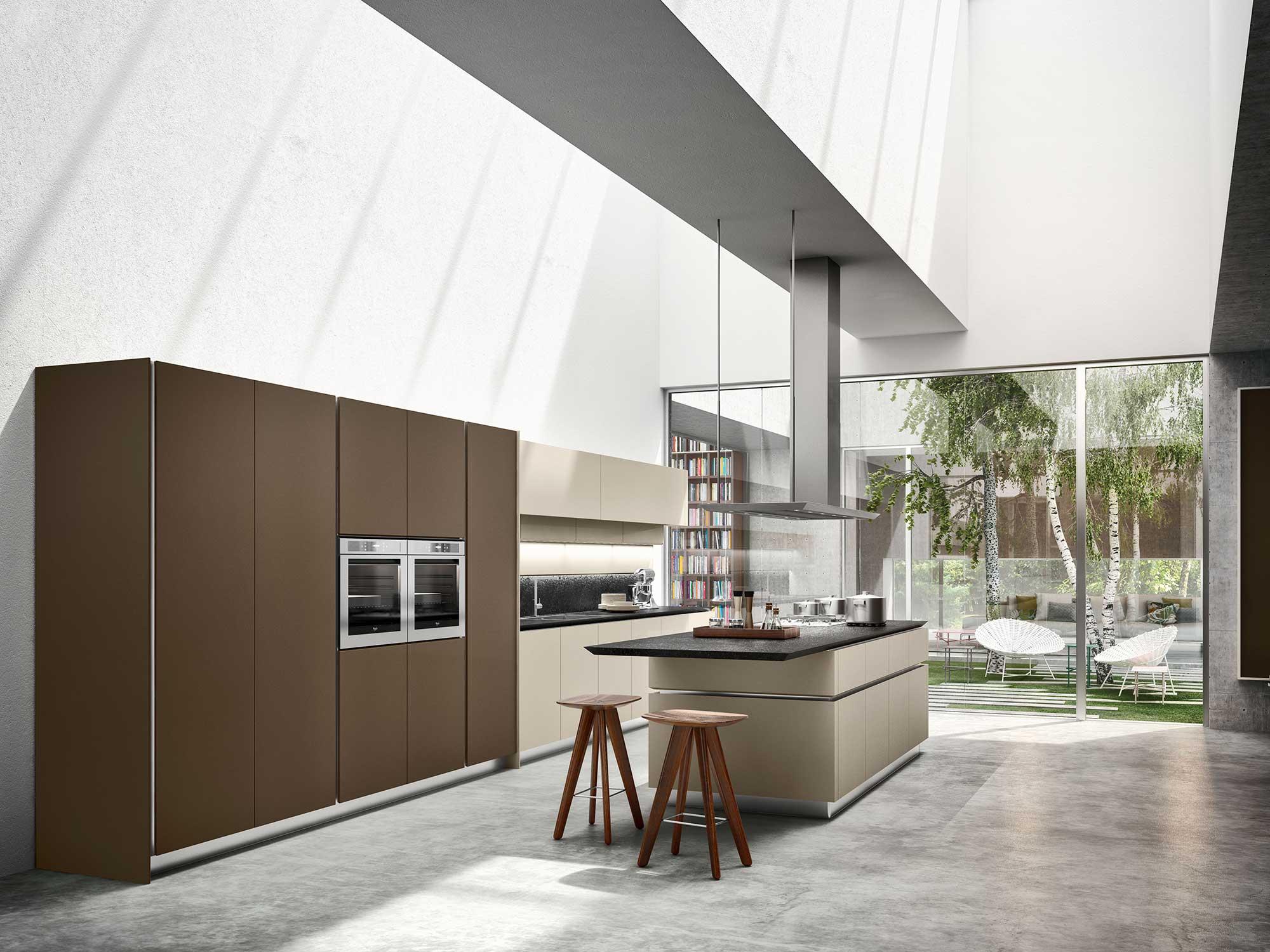 Cucina Snaidero mod. Idea - Riva - Architettura d\'Interni